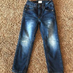 Toddler Size 4 Designer Hudson Jeans